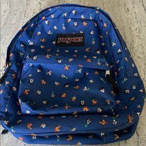 -JANSPORT- Disney Backpack - Mickey & Friends